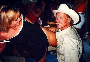 Bob D - always ready for a lapdance