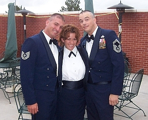 Gary, Mhel, Jason.  Thanks for your service, and the occasional drink.