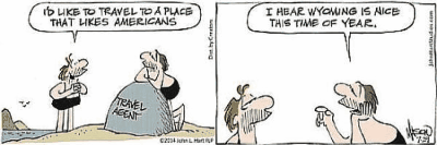 With thanks to the BC comic strip.