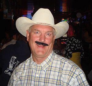 Mustache Rides - 50¢.