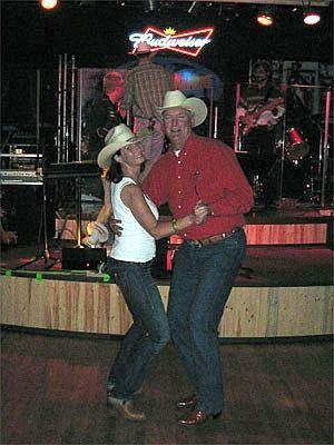 He's a dancin' fool ladies!