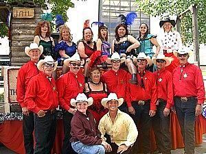 Sixteen riders and sill no ribbon.